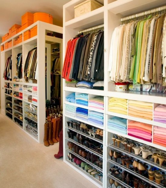 Spring Clean Your Closets