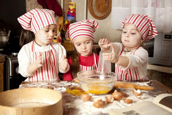 kid- chefs