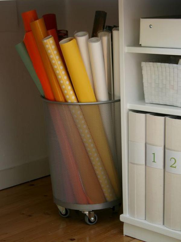 trashcan storage