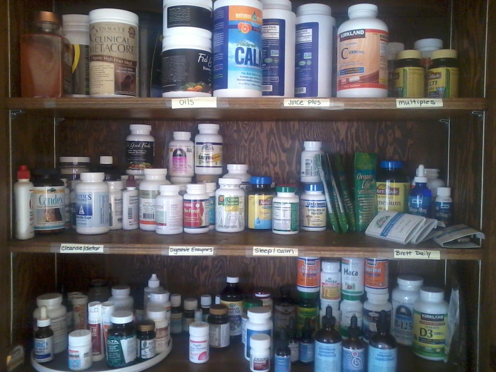 expired vitamins