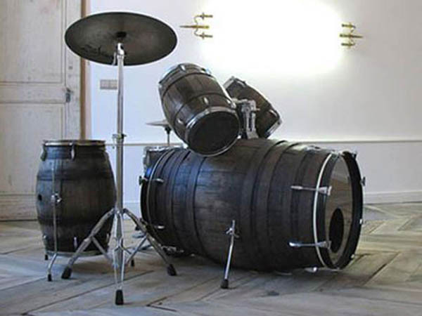 barrel-drums
