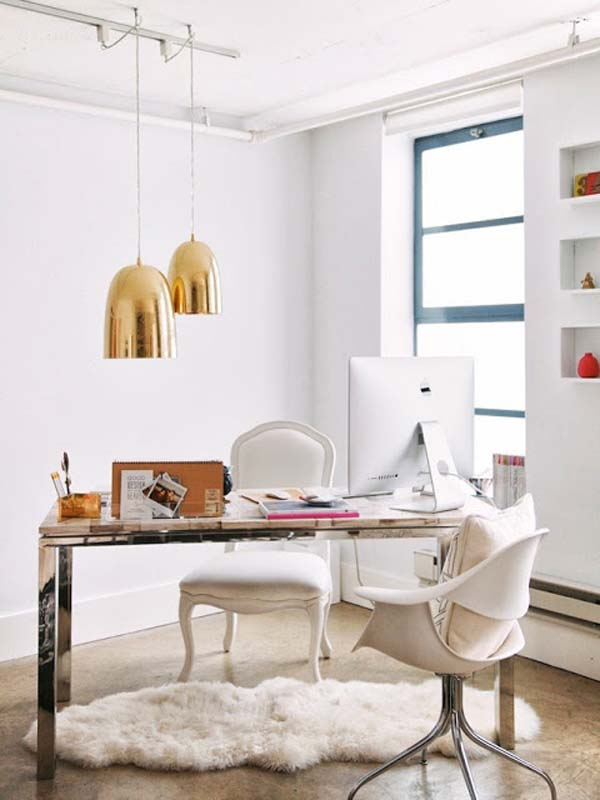 office-lighting-and-area-rugs