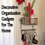 Decorative Organization In The Home