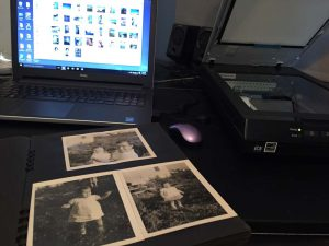 Organizing A Photo Collection Into The Digital Space