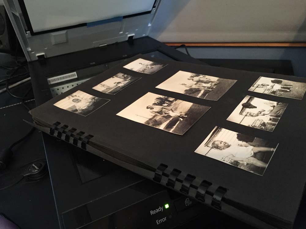Epson photo scanner