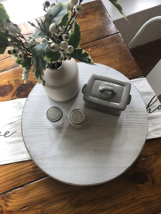 Etsy lazy susan turntable