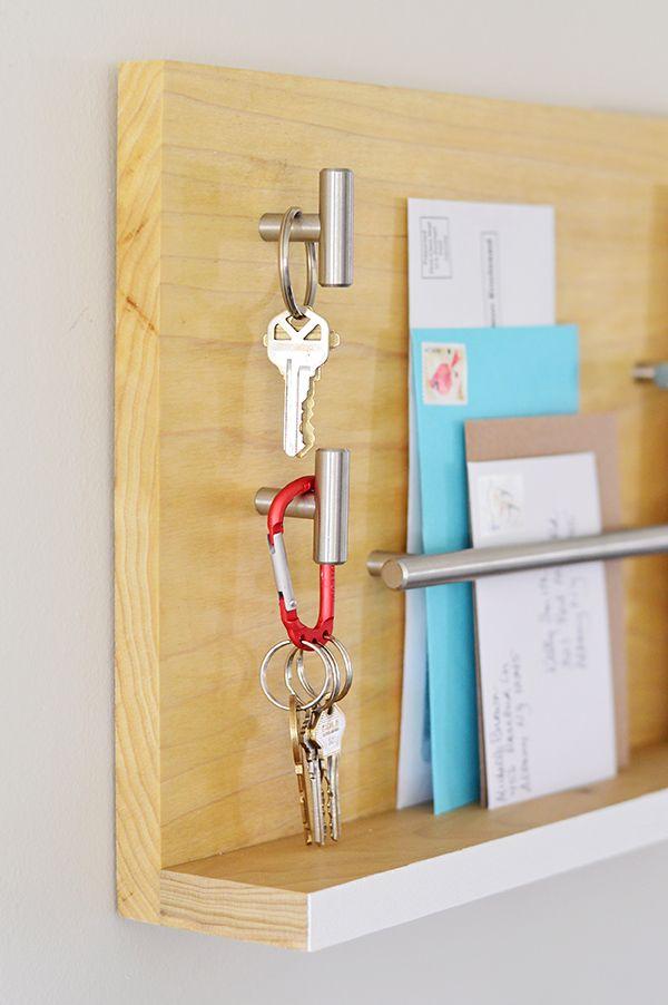Mail Key Organizer