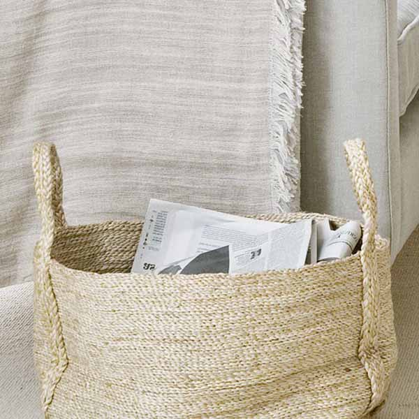 Living Room Storage Basket