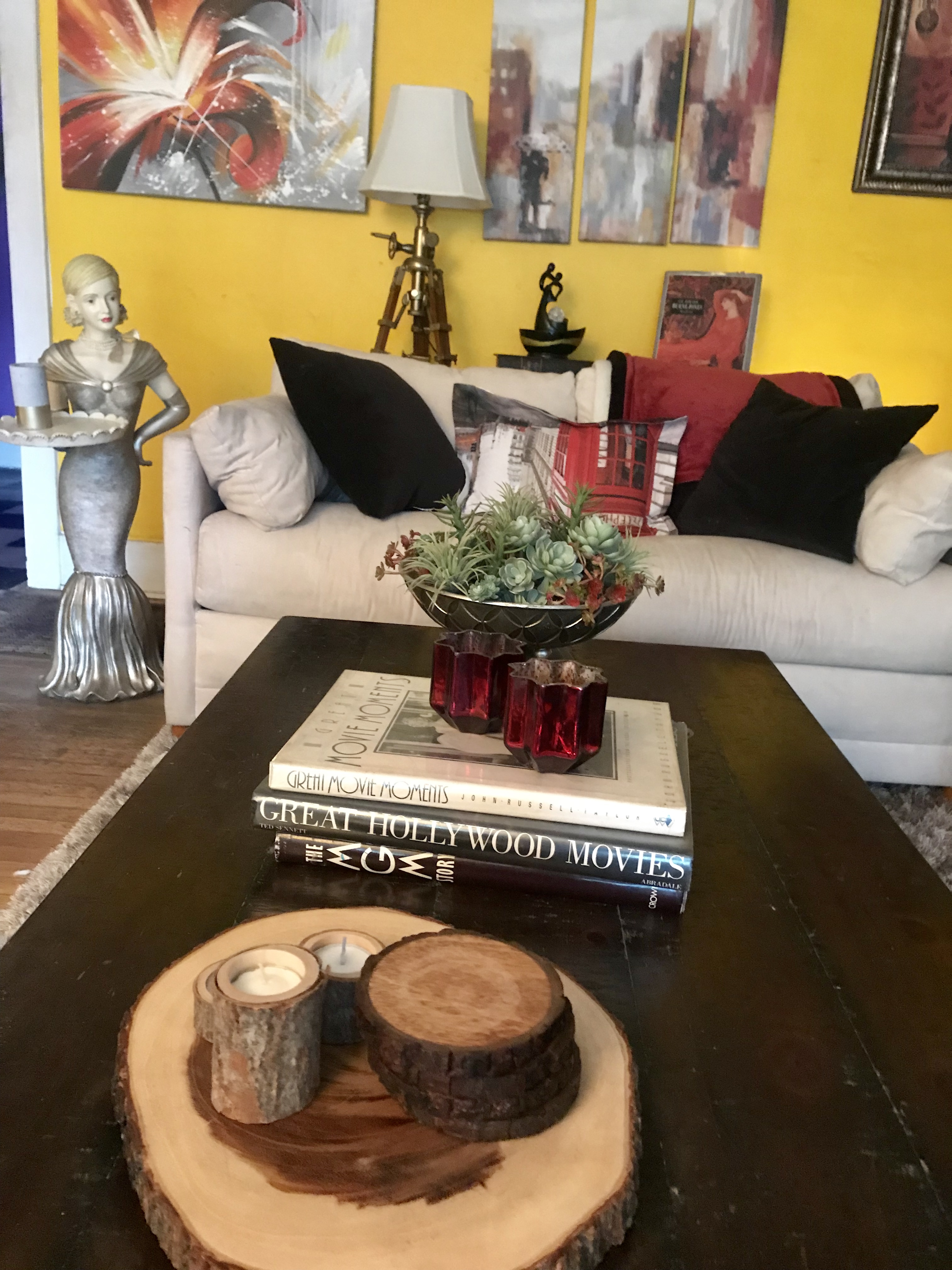 Being An Artist For Your Home Interior