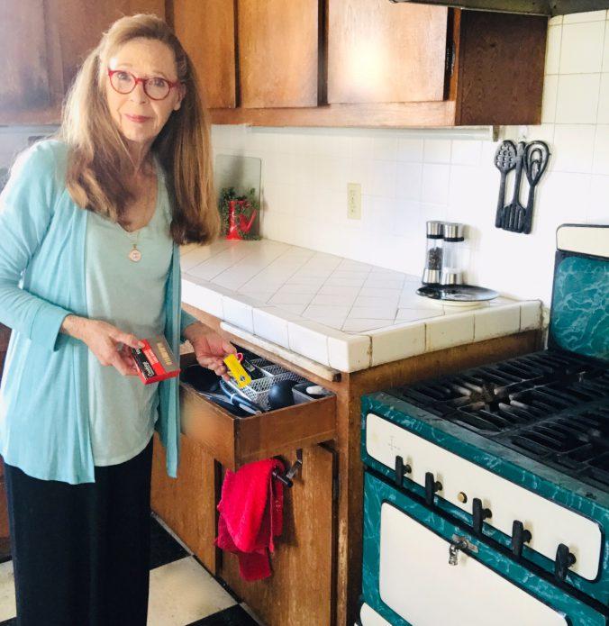 Cyndi Seidler professional organizer