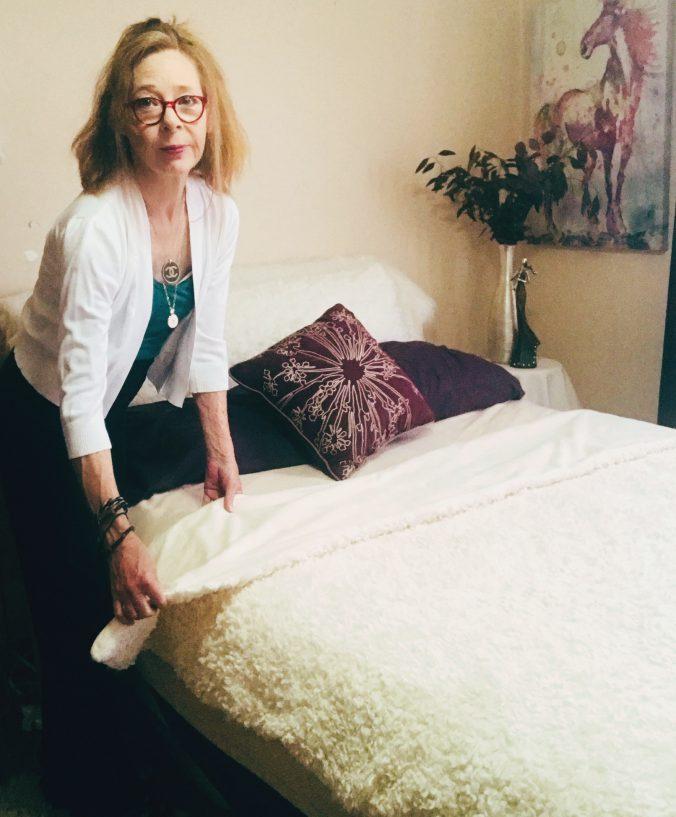 Cyndi Seidler on quarantine organizing